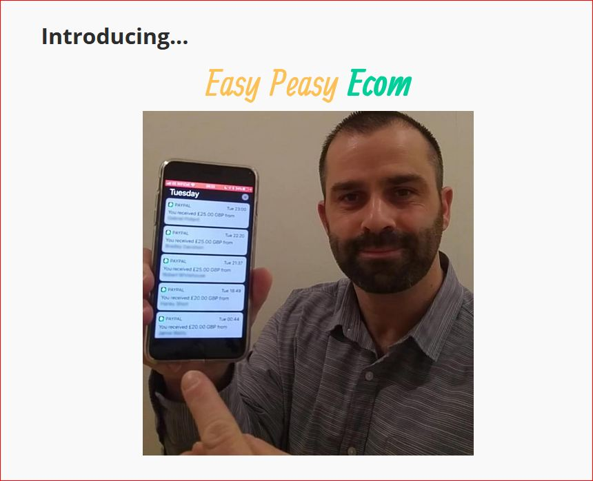 Easy Peasy Ecom Download