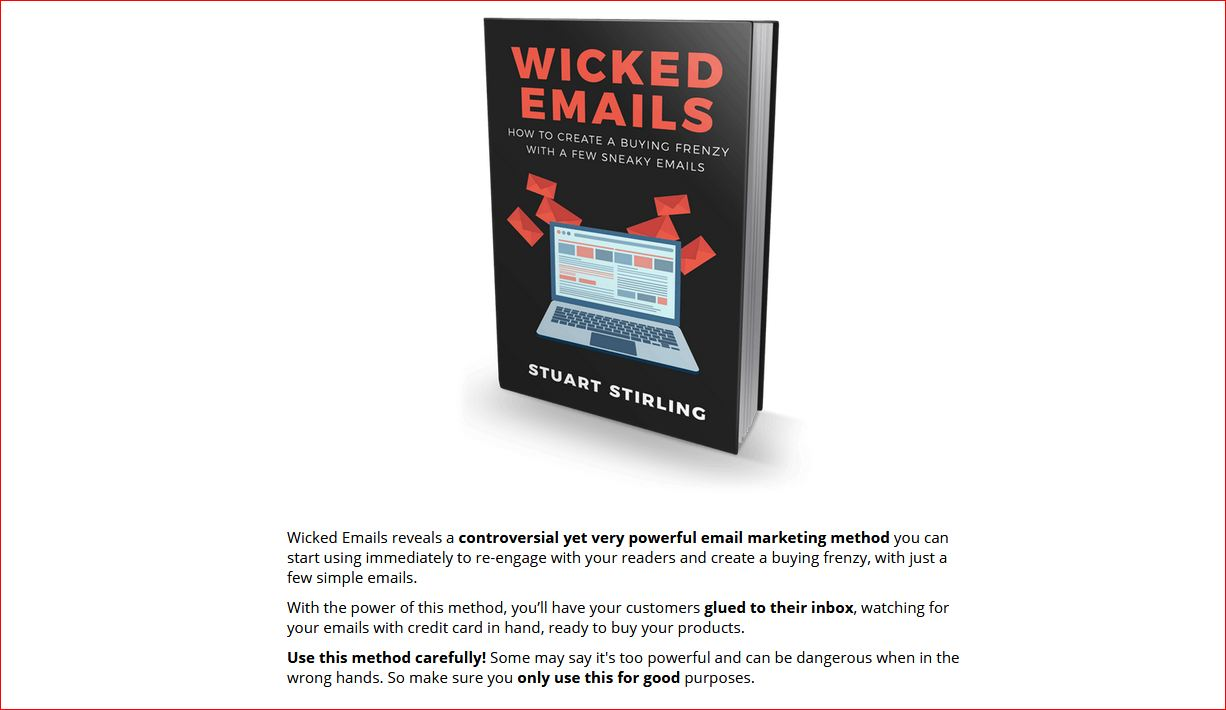 Wicked Emails Review