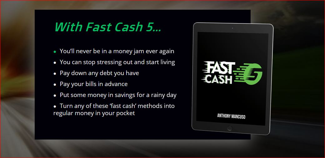 Fast Cash Five REVIEW