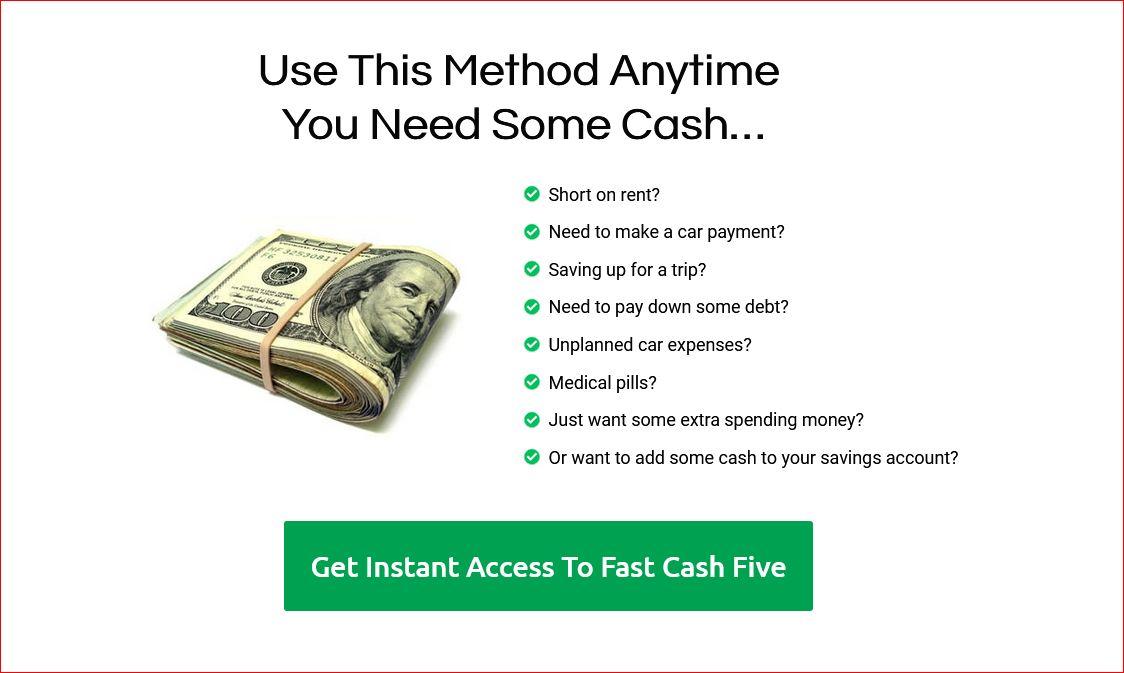 Fast Cash Five