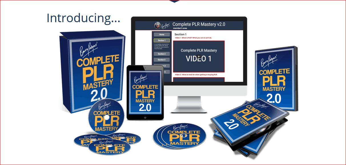 Complete PLR Mastery 2.0