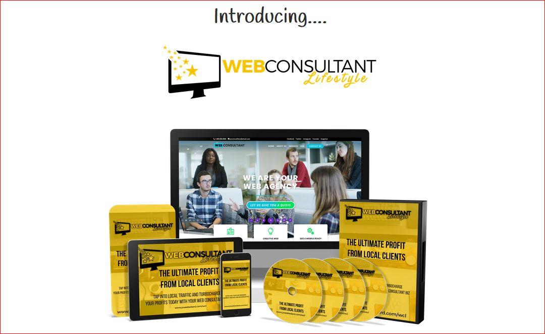 Web Consultant Lifestyle