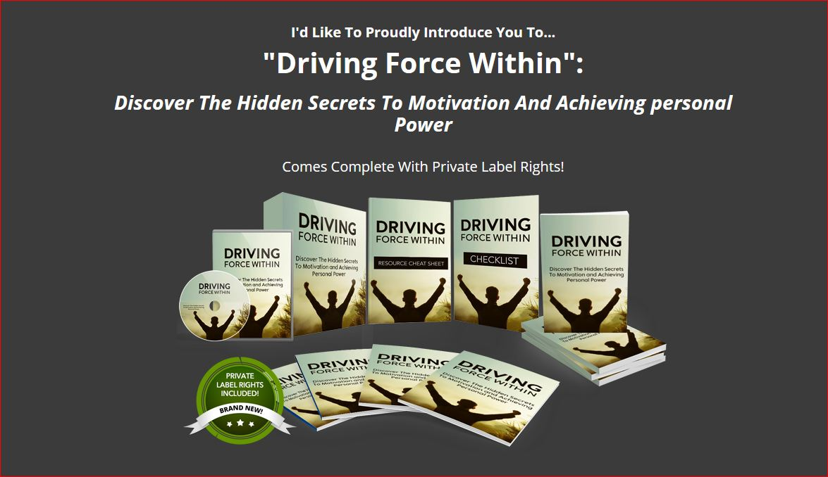Driving Force Within REVIEW