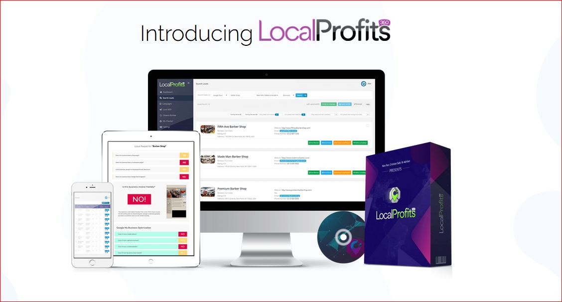 LocalProfits360 Download