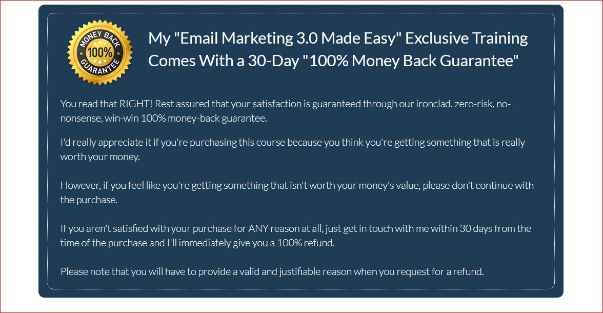 Email Marketing 3.0 Success Kit Review