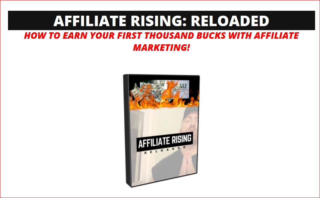 Affiliate Rising Reloaded Review