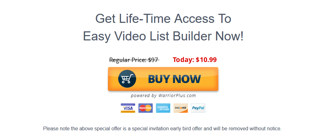 Easy Video List Builder Review