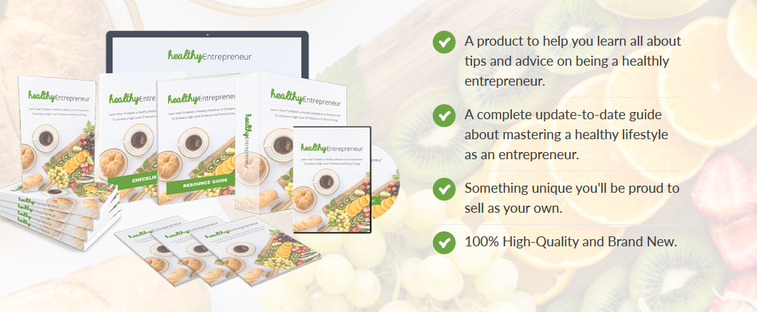 Healthy Entrepreneur Review