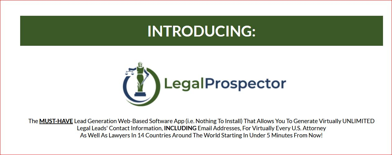 LegalProspector Review