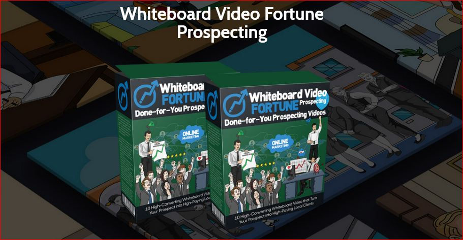 Whiteboard Video Fortune Prospecting Download