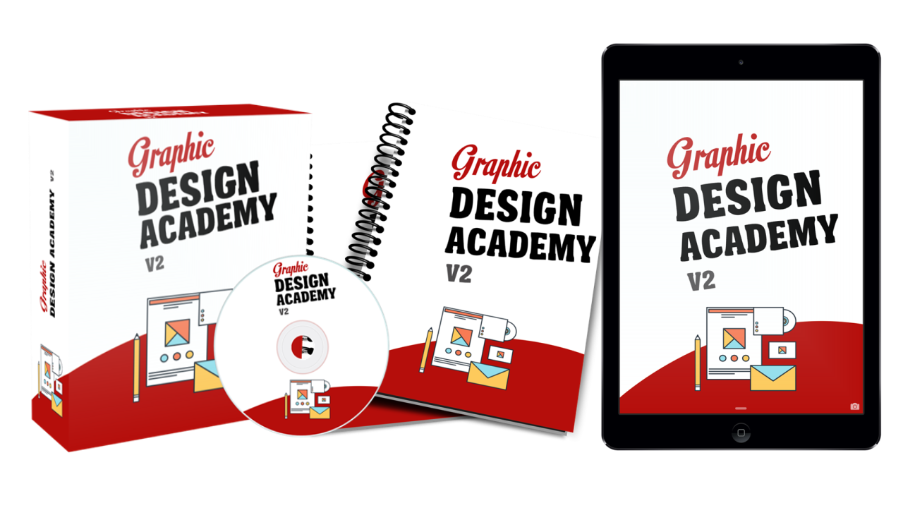 Graphic Design Academy V2 REVIEW