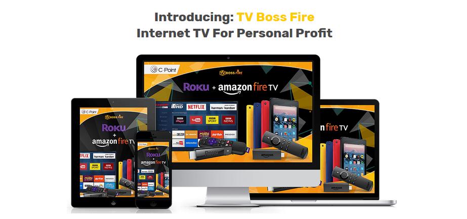 TV Boss Fire DOWNLOAD